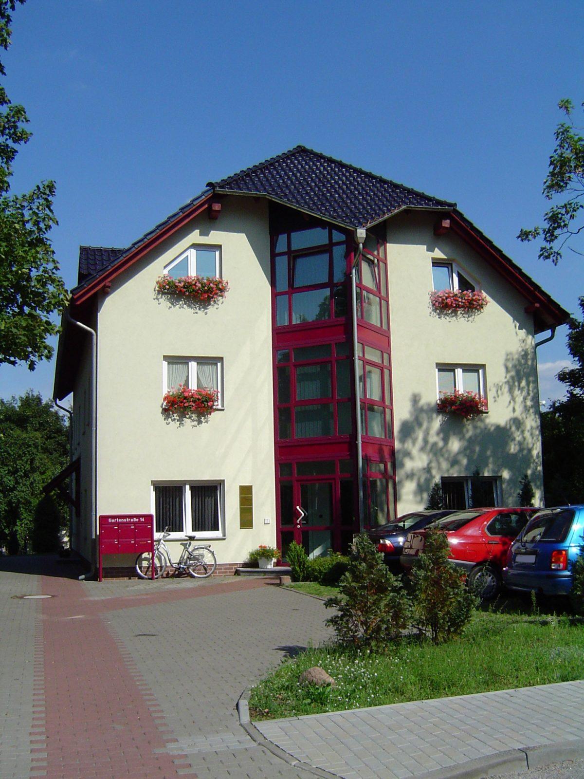 Firmensitz in Cottbus