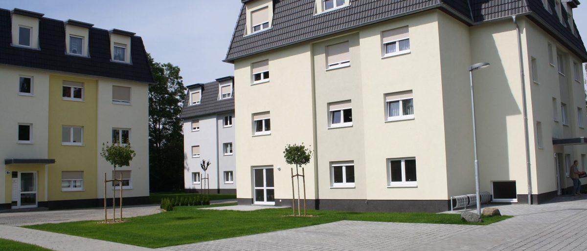 Permalink auf:Neubau Wohnungsbau